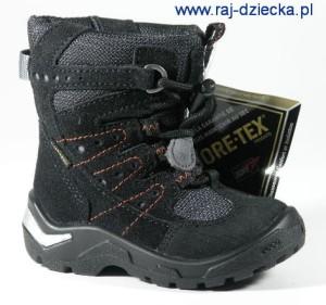 buty ecco dla dzieci zimowe